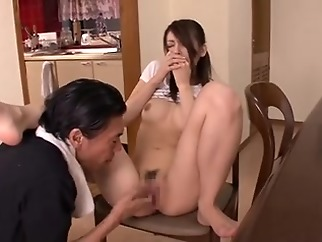 cuckold asian creampie
