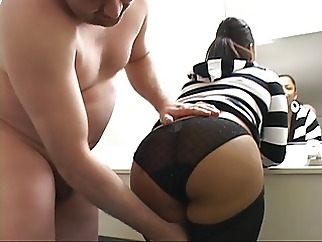 interracial anal squirting