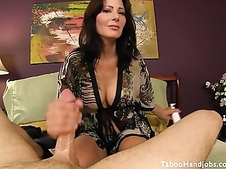 milf handjob top rated